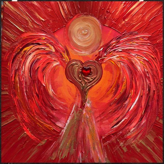 Heartangel of self-worthiness