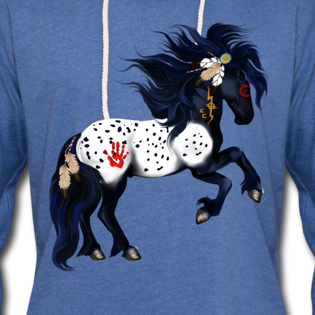 Appaloosa War Pony