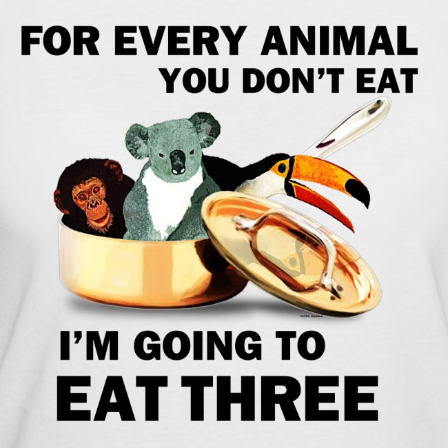 Every Animal Maddox T-Shirts