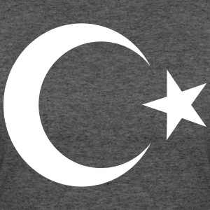 turkey_moon - Women's 50/50 T-Shirt