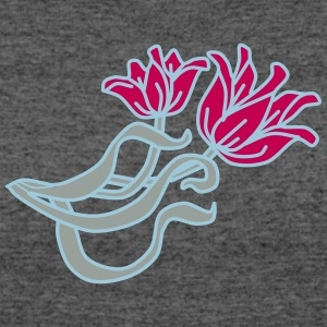 Flower - Women's 50/50 T-Shirt