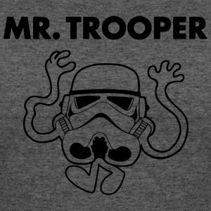 MR TROOPER - Women's 50/50 T-Shirt