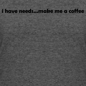 Coffee - Women's 50/50 T-Shirt