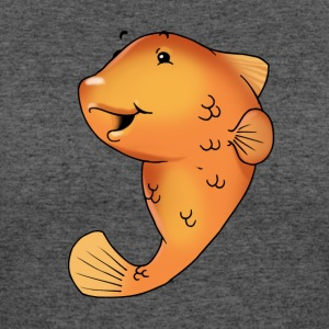 pisces fish goldfish koi - Women's 50/50 T-Shirt