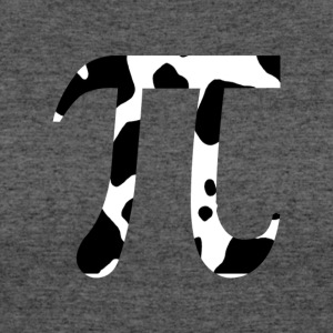 Cow Pi - Women's 50/50 T-Shirt