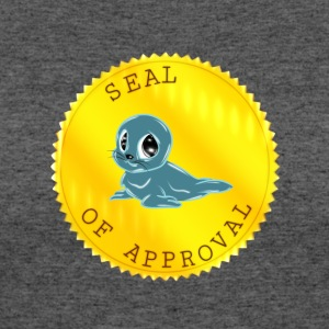 Seal of Approval - Women's 50/50 T-Shirt