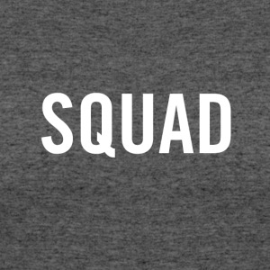 Squad White - Women's 50/50 T-Shirt