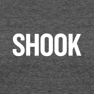 Shook White - Women's 50/50 T-Shirt