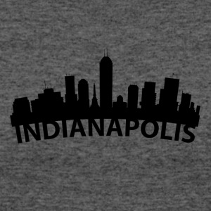Arc Skyline Of Indianapolis IN - Women's 50/50 T-Shirt