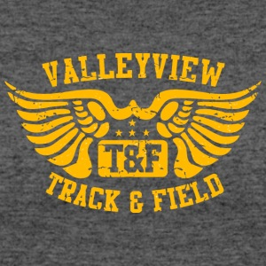 Valleyview T F Track Field - Women's 50/50 T-Shirt