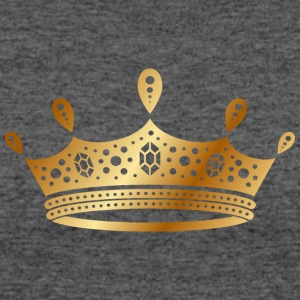 golden crown the king of rap drawing graphic arts - Women's 50/50 T-Shirt