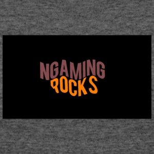 NgamingRocks LoGo - Women's 50/50 T-Shirt