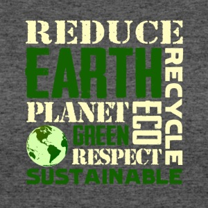 Earth Day Green Sustainable Tshirts - Women's 50/50 T-Shirt
