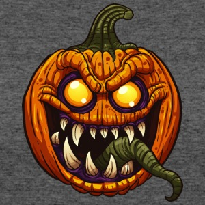 pumpkin_plant_monster - Women's 50/50 T-Shirt