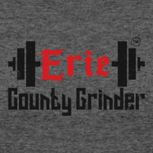ERIE COUNTY GRINDER - Women's 50/50 T-Shirt