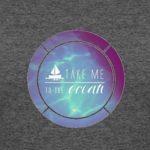 take me to the ocean - Women's 50/50 T-Shirt