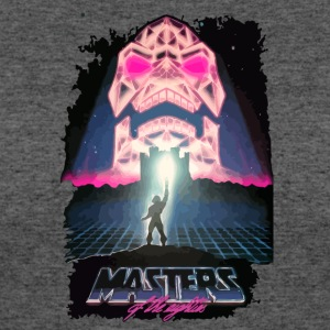 Masters of The Eighties - Women's 50/50 T-Shirt