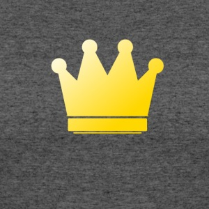Crown - Gold - Women's 50/50 T-Shirt