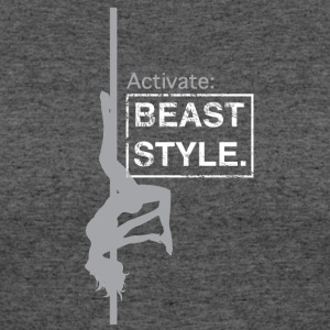 Activate: Beast Style - Women's 50/50 T-Shirt