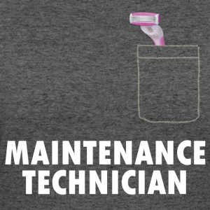 Pussy Maintenance Technician - Women's 50/50 T-Shirt