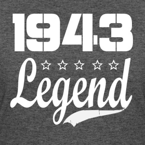 43 legend - Women's 50/50 T-Shirt