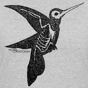 HummingbirdOfDoom - Women's 50/50 T-Shirt