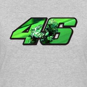 VR46 Logo - Women's 50/50 T-Shirt