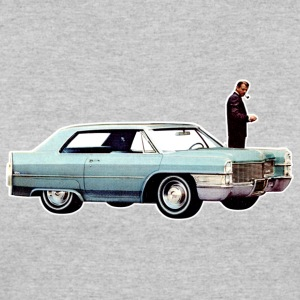 Cadillac 1965 - Full color. - Women's 50/50 T-Shirt