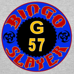 MASTER, MISTRESS, KING, QUEEN OR DIVA OF BINGO - Women's 50/50 T-Shirt