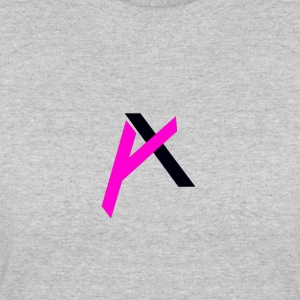 amaadilogo pink an black - Women's 50/50 T-Shirt
