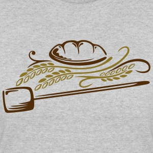 Bread with cereals - Women's 50/50 T-Shirt