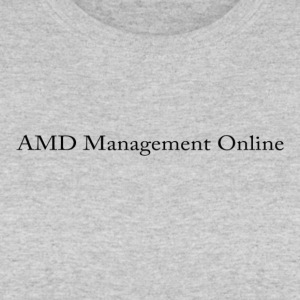 AMD Management Online - Women's 50/50 T-Shirt