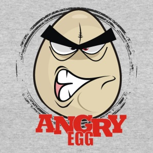 ANGRY EGG - Women's 50/50 T-Shirt