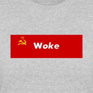 Communism Woke - Women's 50/50 T-Shirt