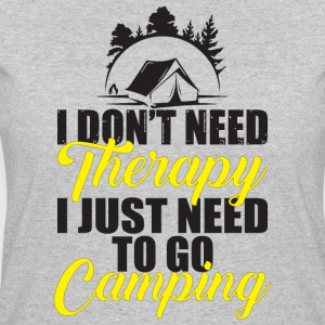 I Just Need To Go Camping T Shirt - Women's 50/50 T-Shirt