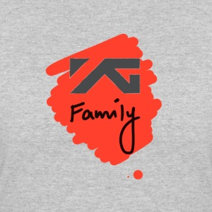 YG Family - Women's 50/50 T-Shirt