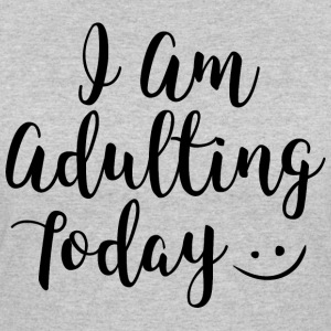 adulting - Women's 50/50 T-Shirt