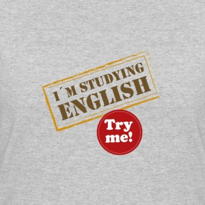 I´m Studying English - Try me 3 - Women's 50/50 T-Shirt