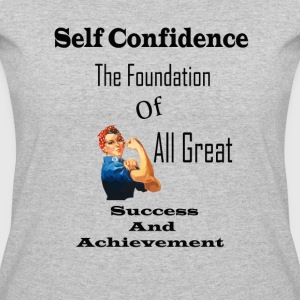 self-confidence shirt - Women's 50/50 T-Shirt