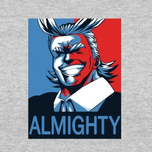 ALL MIGHT - Women's 50/50 T-Shirt