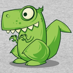 Dinosaur - Women's 50/50 T-Shirt
