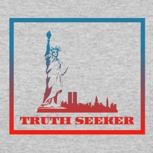 Truth seeker - Women's 50/50 T-Shirt