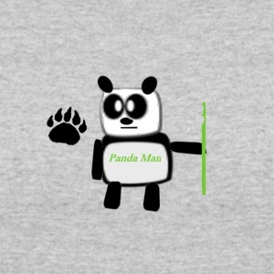 panda man - Women's 50/50 T-Shirt
