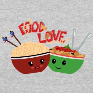 Food Love - Women's 50/50 T-Shirt