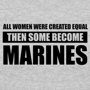 marines design - Women's 50/50 T-Shirt