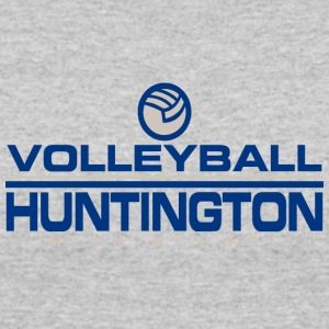 Volleyball Huntington High School - Women's 50/50 T-Shirt