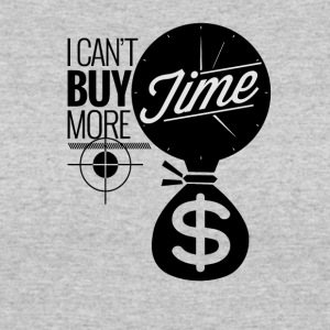 I Can't Buy More Time - Women's 50/50 T-Shirt
