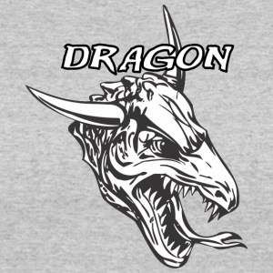 dragon_with_bull_horn - Women's 50/50 T-Shirt