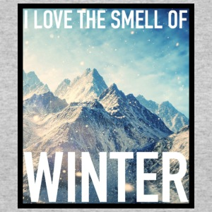 THE SMELL OF WINTER - Women's 50/50 T-Shirt