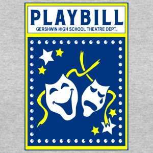 Gershwin High School Theatre Dept - Women's 50/50 T-Shirt